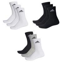 6 Paar adidas Performance CUSHIONED CREW 3p Tennissocken Sportspocken  Unisex