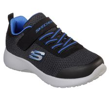 Skechers Boys DYNAMIGHT ULTRA TORQUE Sneakers Kinder Schuhe Schwarz
