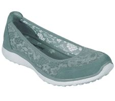 Sport Active Women MICROBURST SWEET BLOOM Ballerinas Damen Schuhe Blau