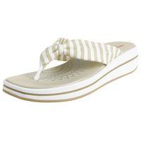 Modern Comfort Sandals UPGRADES MOON BAY Sandalen/Zehentrenner Damen Schuhe Beige