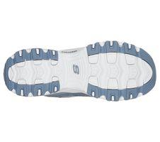 slate Sneaker D´Lites POLKA NITE 13142 SKECHERS Damen