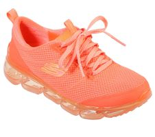 Skechers Sport Womens SKECH-AIR 92 SIGNIFICANCE Sneakers Damen Schuhe Orange