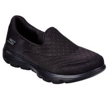 Skechers Go Walk Womens GO WALK EVOLUTION ULTRA Sneakers Damen Schuhe Schwarz