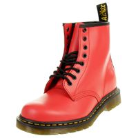 Dr. Martens 1460 Smooth Red Damen Stiefel Boots rot 24614636