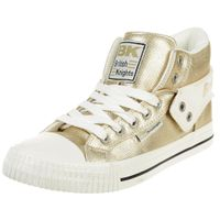 British Knights ROCO Metallic BK Damen Sneaker B43-3706-03 gold metallic Textil