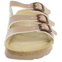 Rohde Alba Pantolette Damen Hausschuhe Sandale  5619 39 Kupfer