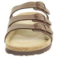 Rohde Alba Pantolette Damen Hausschuhe Sandale  5618 72 braun