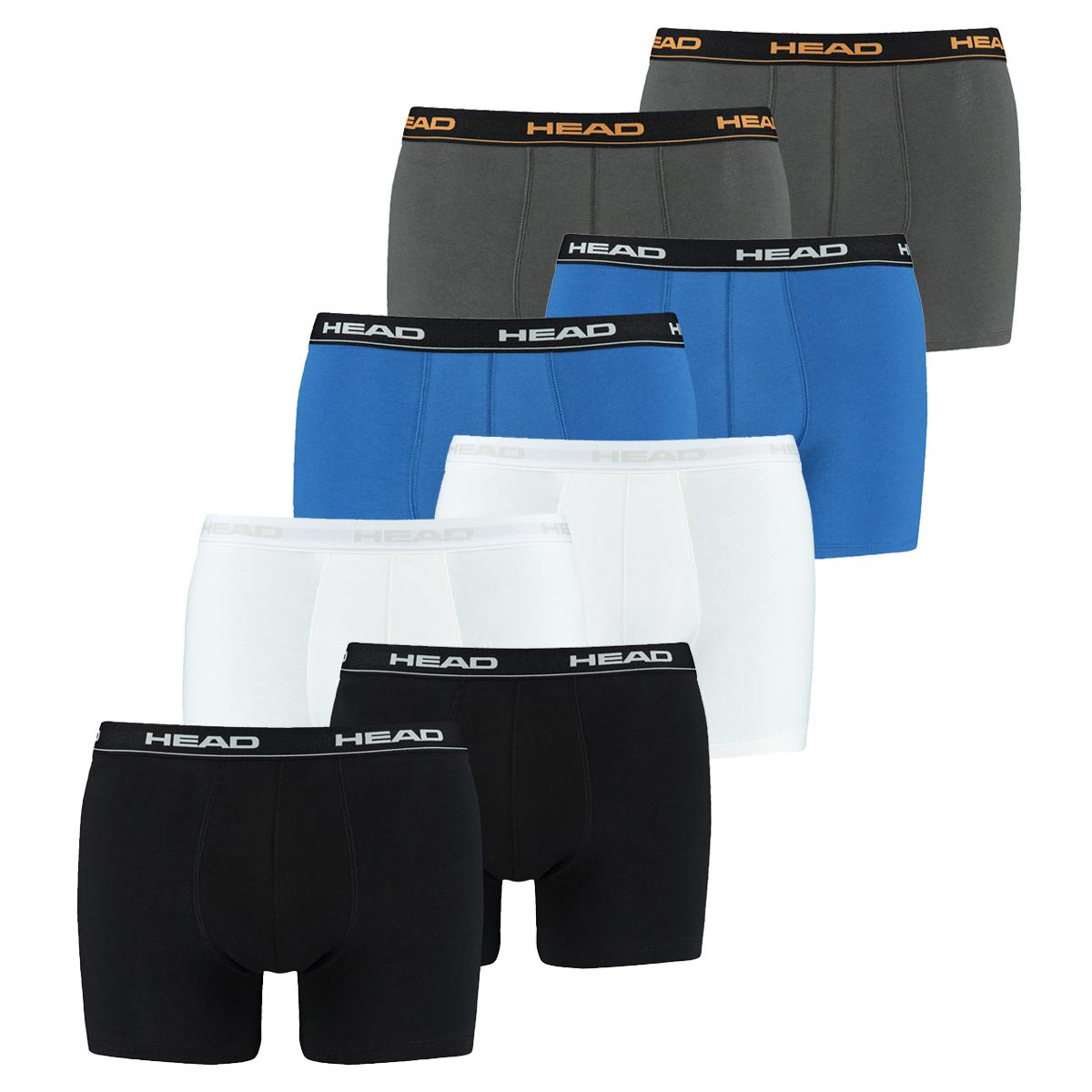 6a754ec073a 8 er Pack Head Herren Boxer Boxershorts Basic Pant Unterwäsche ...