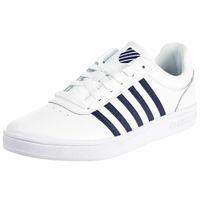 K-SWISS Court Cheswick Schuhe Sneaker weiss blau 05585-169-M