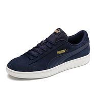 Puma Smash v2 Unisex Sneaker Schuh blau 364989 24