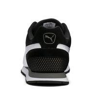 Puma Vista Herren Sneaker Turnschuh schwarz 369365 01