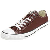 Converse CTAS OX Chuck Schuhe Textil Sneaker braun 163356C
