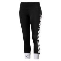 PUMA Modern Sports FoldUp Leggings Pant Hose Pants Fitnesshose Schwarz 854243