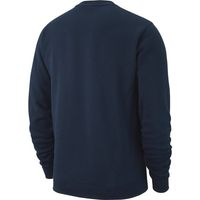 Nike Herren Sweatshirt TEAM CLUB 19 blau