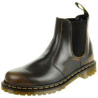 Dr. Martens Herren Butterscotch Vintage 2976 Chelsea Boots Leather braun