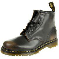 Dr. Martens 101 Vintage Butterscotch Unisex Stiefel Boots Braun 24671243