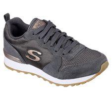 Skecher Street OG 85 GOLD'N GURL Sneakers Frauen Grau