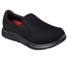 Skechers Womens Work COZARD Berufsschuhe Kellner Schuhe Frauen schwarz