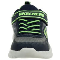 Skechers Boys ELITE FLEX SPECTROPULSE Sneakers Turnschuh Kinder Blau