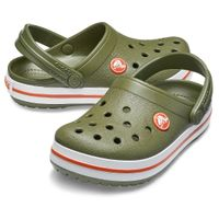 Crocs Crocband Clog K Kinder Junior Clog relaxed fit 204537