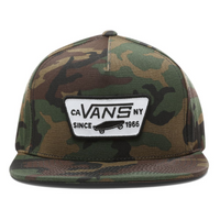 VANS Full Patch Snap Kappe Baseball Cap cappy Classic Camo