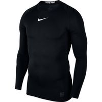 NIKE Herren Pro Top COMPRESSION Langarm Funktionsshirt Dri-Fit schwarz
