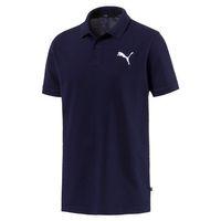 PUMA Herren ESS Pique Polo Shirt blau 851759 26