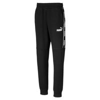 PUMA Amplified Sweet Pants FL CL B Jungen Sporthose Trainings Hose 580331 01 Schwarz