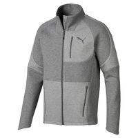 PUMA Herren Evostripe Move Jacket  Pullover Sweatshirt Trainingsjacke 843703 03 Grau