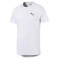 PUMA Evostripe Tee Herren T-shirt Sportswear 580084 02 Weiß