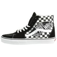 Details about Vans Sk8 Hi vans Patch Trainers VN0A38GEUPV1 Checkerboard