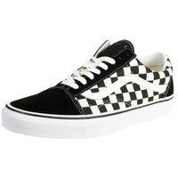 VANS Old Skool Sneaker Skate Schuhe Primary Check Canvas black/white