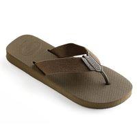 Havaianas Urban Basic CF Unisex Erwachsene Sandale Zehentrenner Badelatsche 4132002 khaki