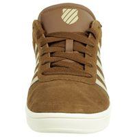 K-SWISS Court Cheswick SDE Schuhe Sneaker braun 05676-249-M