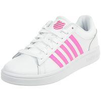 K-SWISS Court Winston Sneaker Schuhe Damen 96154-192-M weiß Leder