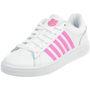 K-SWISS Court Winston Sneaker Schuhe Damen 96154-192-M weiß Leder 001