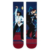 1 Paar Stance Foundation Everyday Light Cushion Socken Pulp Fiction I Want to Dance