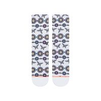 1 Paar Stance Tomboy Light Cushion DAISY CHAIN Damen Socken