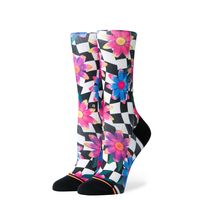 1 Paar Stance Tomboy Light Cushion CRAZY DAISY CREW Damen Socken