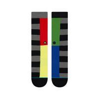 1 Paar Stance Classic Medium Cushion SPLIT CHECK Herren Socken