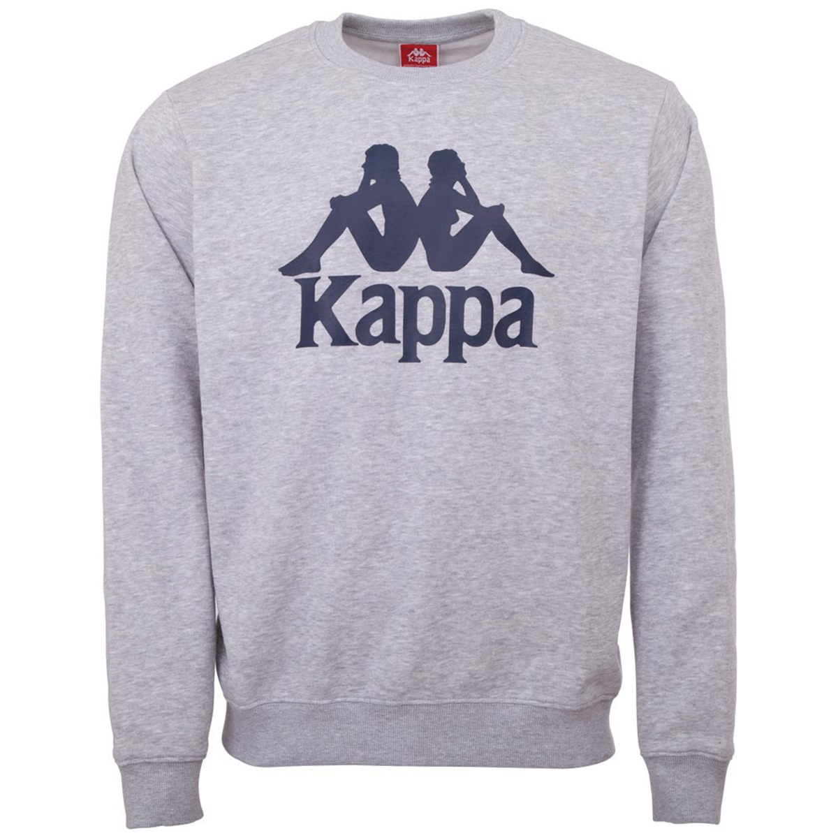 Kappa SERTUM RN Herren Sweatshirt grau 703797 18M Damen