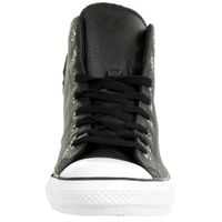 Converse CTAS HI Sneaker Chuck Unisex Leder schwarz 165191C
