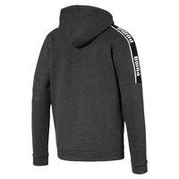 PUMA Herren Amplified Hoody FL Sweatshirt Kapuzenpullover 580430 Grau