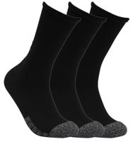 3 Paar Under Armour HeatGear Crew Socken Unisex Sportsocken