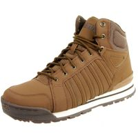 K-Swiss Norfolk SC M Herren Leder Schuhe Boot Outdoor braun 05677 250