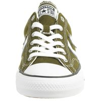 Converse STAR PLAYER OX Schuhe Sneaker Canvas Unisex Olive 165460C
