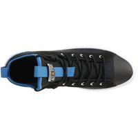 Details about Converse Ctas Ultra mid Chucks Shoes Textile Sneaker Black 165340C