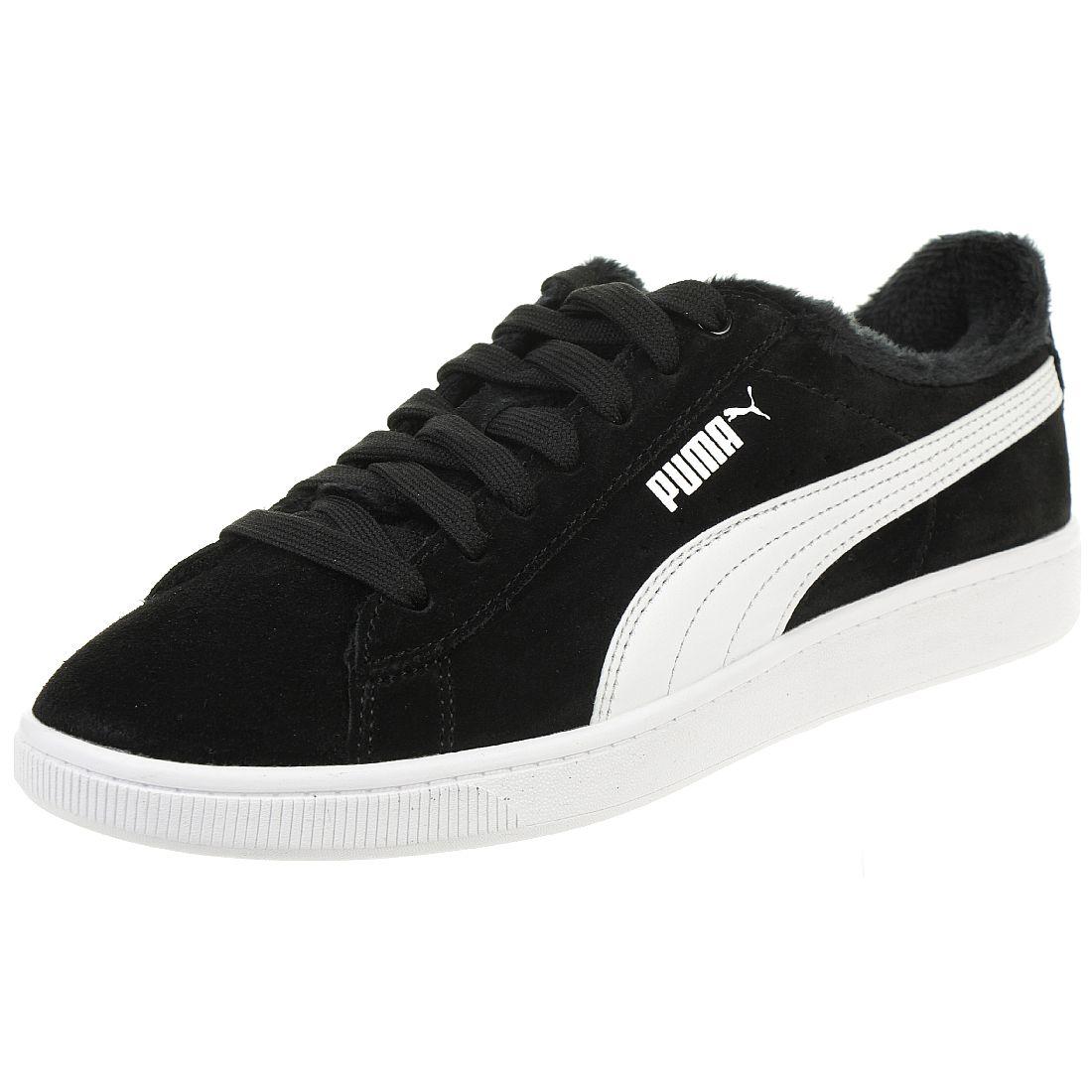 Puma Vikky v2 Fur Damen Sneaker Winterschuhe Schuhe