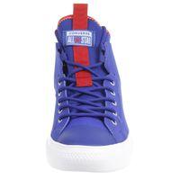 Converse CTAS ULTRA MID Chucks Schuhe Textil Sneaker Blau 165341C