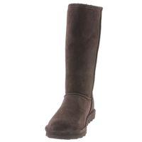BEARPAW Elle Tall Damen Winterstiefel Lammfellstiefel Boots 1963W Chocolate II